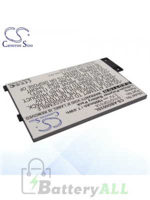 CS Battery for Amazon S11GTSF01A / Kindle Graphite Battery ABD003SL