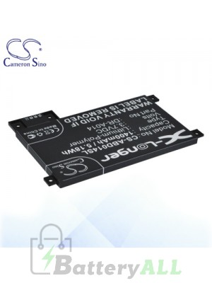 CS Battery for Amazon D01200 / S2011-002-A / S2011-002-S Battery ABD014SL