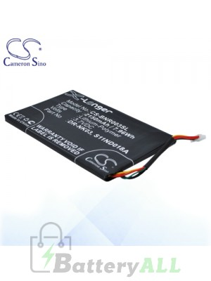 CS Battery for Barnes & Noble DR-NK03 / MLP305787 / S11ND018A Battery BNR003SL