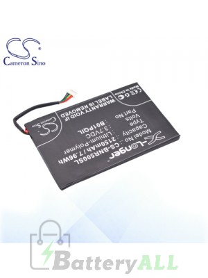 CS Battery for Barnes & Noble Glowlight WiFi / Nook Glowlight Battery BNR500SL