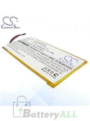 CS Battery for Pandigital BP-S21-11/2740 LS / Novel 7 Battery PNR007SL