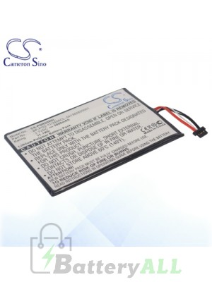 CS Battery for Pandigital 541382820001 / BP-PO2-11/3400CL Battery PNR009SL