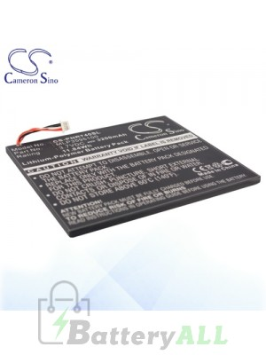 CS Battery for Pandigital MLP3595100 / Pandigital R7T40WWHFI Battery PNR740SL