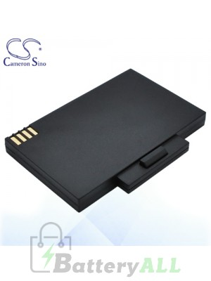 CS Battery for Alpine PMD-B200 / PMD-B200B / PMD-B100 Battery PMD100SL