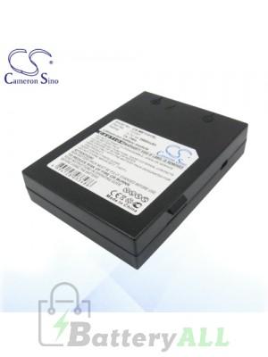 CS Battery for Ashtech MobileMapper CX GIS-GPS Receiver Battery ME1141SL