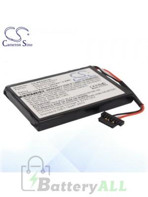 CS Battery for Becker 07837MHSV / 338937010150 / S30 Battery BKZ201SL