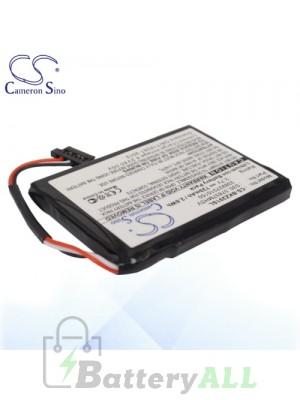 CS Battery for Becker Traffic Assist Pro Z250 Ferrari Edition Battery BKZ201SL