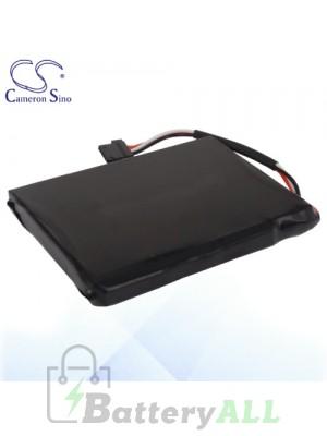 CS Battery for Becker Traffic Assist Z098 / Z101 / Z200 / Z201 Battery BKZ201SL