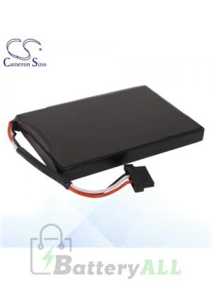 CS Battery for Becker Traffic Assist Z203 / Z204 / Z205 / Ready 50 Battery BKZ201SL
