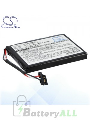 CS Battery for Becker Active 43 / Active 50 / Ready 43 / Ready 50 Battery MR3045SL
