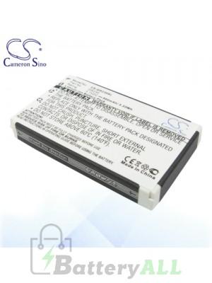 CS Battery for Belkin 300-203712001 / BELKIN Bluetooth GPS Receiver Battery GR230SL