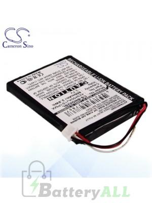CS Battery for Blaupunkt TravelPilot 100 / 1300 / 200 / 2310 Battery BNG02SL