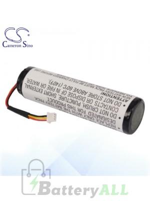 CS Battery for Blaupunkt 7612201334 / Lucca 5.2 / Travelpilot Lucca Battery BTC520SL