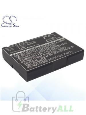 CS Battery for Blaupunkt 503759P115 1S2PMX / Lucca 5.3 Battery BTC530SL