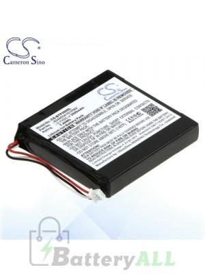 CS Battery for Blaupunkt 824850A1S1PMX / TravelPilot TP300 Battery BTP300SL