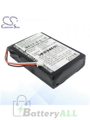 CS Battery for Blaupunkt 1S2PMX / 523450L110 / TravelPilot 500 700 Battery BTP700SL