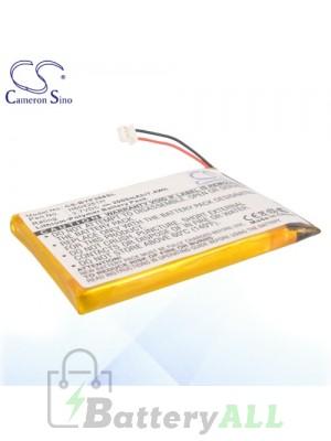 CS Battery for Bushnell H604261H / Bushnell 36-8100 / BUU0057 Battery BYP368SL
