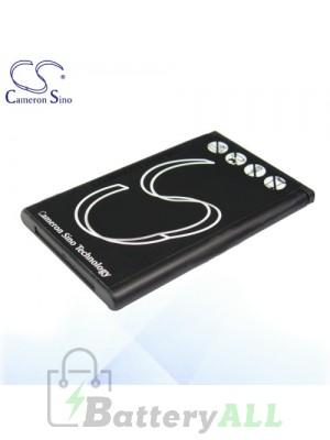 CS Battery for Bushnell 1008000134 / 30200 / GPS305CA Battery SUP01SL