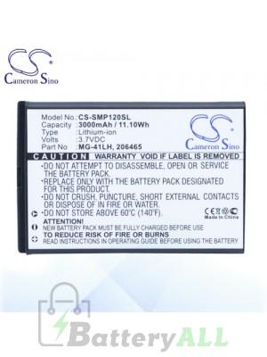 CS Battery for CHC LT30 / LT30GD / LT30TM Battery SMP120SL