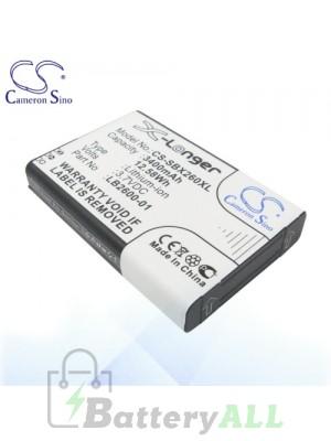 CS Battery for 4G Systems LB2600-01 / XSBox GO+ Battery SBX260XL