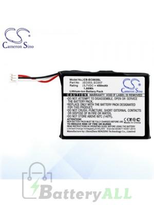 CS Battery for Apple EC003 EC007 / Apple iPod Mini 4GB 6GB Battery EC003SL