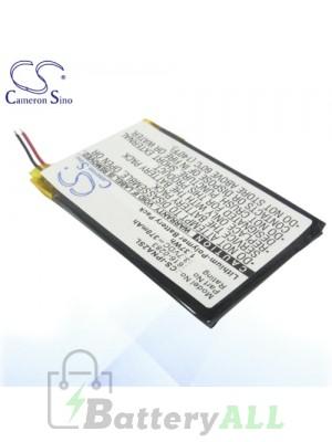 CS Battery for Apple iPod Nano G2 6GB / 8GB Battery IPNA2SL