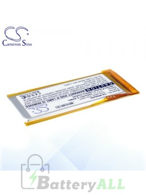 CS Battery for Apple iPod Nano 4th 4GB 8GB 16GB Battery IPNA4SL
