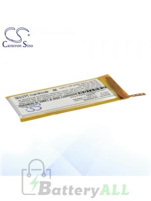 CS Battery for Apple iPod Nano 5th Battery IPNA5SL