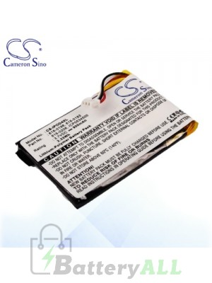 CS Battery for Apple 616-0183 616-0206 616-0215 AW4701218074 Battery IPOD4XL