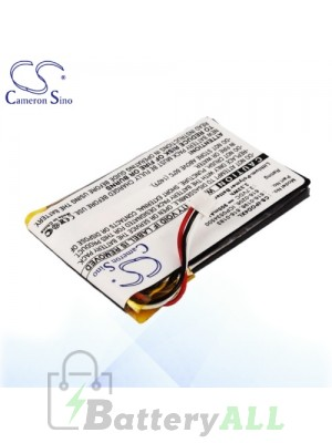CS Battery for Apple ICP0534500 / Apple iPod 4th Generation Battery IPOD4XL