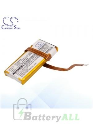 CS Battery for Apple 616-0227 / 616-0229 / 616-0230 / EC008 Battery IPOD5SL