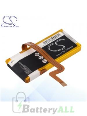 CS Battery for Apple iPod classic 80GB 120GB / G5 30GB Battery IPOD5SL
