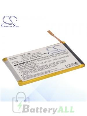 CS Battery for Apple 616-0550 / 616-0551 / GB-S10-314363-0100 Battery IPT4SL