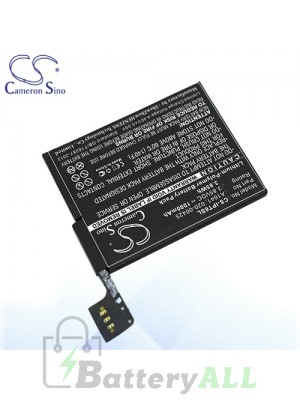CS Battery for Apple A1574 / iPod 7.1 / Touch 6th generation Battery IPT6SL