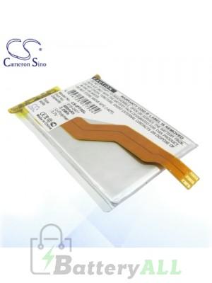 CS Battery for Apple 616-0401 / 616-0404 / DAP284846PA Battery IPT9SL