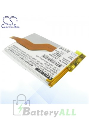 CS Battery for Apple iPod touch 2nd 4GB 8GB 16GB 32GB Battery IPT9SL