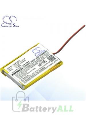 CS Battery for Apple 616-0223 / 616-0224 / 616-0283 Battery NANOSL