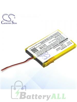 CS Battery for Apple iPod Nano 2GB / 4GB Battery NANOSL