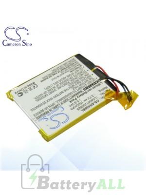 CS Battery for Archos 8300 / 43 Internet Tablet Battery AR438SL