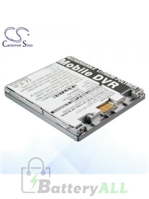 CS Battery for Archos AV530 Mobile DVR 30GB Battery AV530SL
