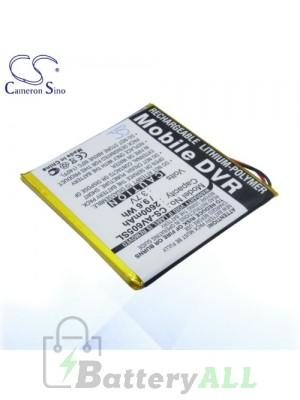 CS Battery for Archos AV605 20GB 40GB 60GB / Wifi version Battery AV605SL