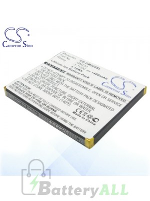 CS Battery for Archos GApple Mini 220 Battery GM220SL