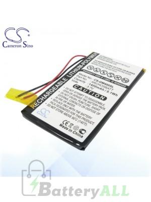 CS Battery for Archos ArchosBATT / Archos PocketDISH / AV402E Battery GM400SL