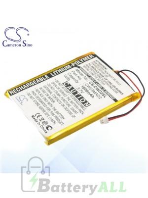 CS Battery for Cowon D2 2GB 4GB 8GB / Plus 16gb Battery CWD2SL