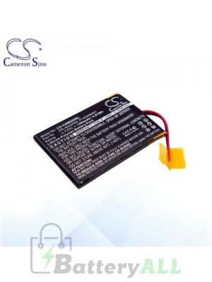 CS Battery for Cowon P140409301 PR-464465N Cowon M2 16GB 32GB Battery CWM200SL