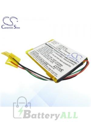 CS Battery for Microsoft X814398-001 / Microsoft Zune 4G 8G 16GB Battery MZF4SL