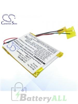CS Battery for Microsoft Zune Flash 4GB / 8GB Battery MZF4SL