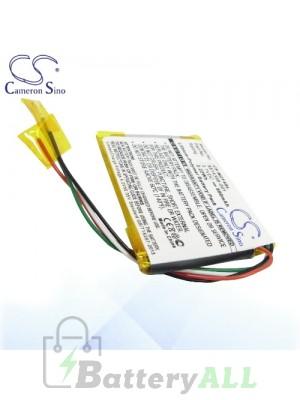 CS Battery for Microsoft Zune HVA-00007 HVA-00018 HVA-00020 Battery MZF4SL