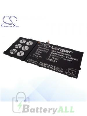 CS Battery for Huawei HB3S1 / Huawei MediaaPad 10FHD / S10 Battery HUS100SL