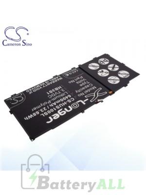 CS Battery for Huawei MediaaPad S101L / S101U / S102U Battery HUS100SL